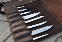 Chef knife case
