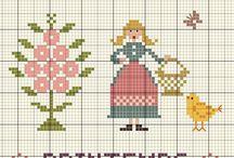 petite cross stitch patterns