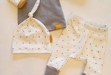 DIY baby og børnetøj