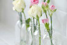 flores, flores y flores...