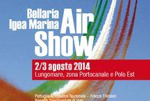Spettacolo Frecce Tricolori / Le Frecce Tricolore Esibizione della Pattuglia Acrobatica Nazionale 2-3 agosto 2014