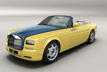 Drophead Coupé: Two Tone