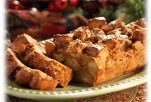 Bread Pudding...in my life it gets it's own board
