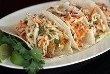Inspiration | food | fish tacos