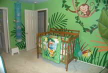 Nursery Ideas / by Sadie Middleton
