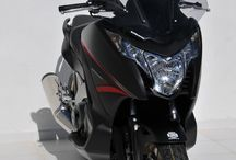 Honda 750 Integra 2014/2015 by Ermax Design / Accessories
