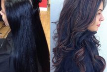 Hair color / by Ramya S
