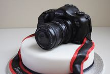 Camera cakes