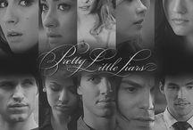 P L L / PRETTY LITTLE LIARS ☻☻☻☻