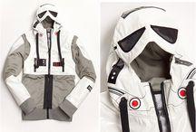 Casacos Geeks / Casacos e vestuário de inverno de temas geeks variados.