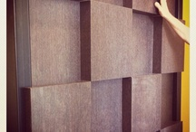 IN THE WORKS / Our latest office remodel...