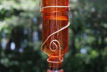 Humming bird feeders  / by Renee Wilke