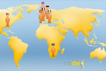 World presence - madai / madai consumer portal officially launched in:  US, FRANCE, GERMANY, SPAIN, UK, SOUTH AFRICA AND BRAZIL