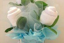 Flores de toalla
