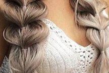 aranjamente păr