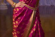 Silk Manavati