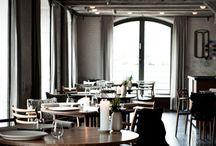 Lovely restaurants