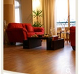 Hardwood/Refinishing / Hardwood floors give your home a warm feeling and can bring elegance and style to any room. Take a look at our selection here and on our webpage to find out more! bit.ly/OJo9ba