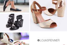 Sandálias / Sapatos