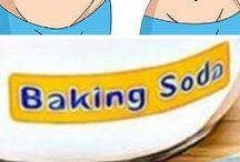 Baking sode weight