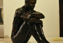Nena's sculptures