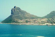Simon's Town - África do Sul / Ter feito turismo na ponta sul de Cape Town, me mostrou Políticas Públicas com retorno honesto e consequente: Pinguins Africanos, Estradas, Cidadezinhas à beira de estrada, Museus, Aquários, calçadas, limpeza urbana, tudo!
