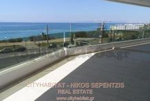 Apartment with sea view in Alimos, Greece, South Suburbs, CityHabitat Greek Real Estate / Apartment with sea view in Alimos, Greece, South Suburbs