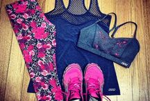 Workout clothes :3
