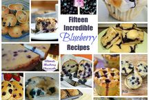 Blueberries / by Holli Bromenshenkel