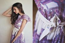 Your Perfect Dress AvA LookBook Summer '13 / cotton and satin avadresses