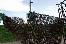 arch - fences