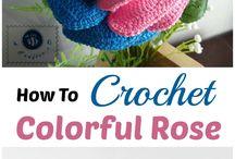 Crochet | Flowers / crochet flower patterns flowers pattern