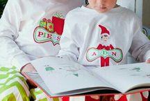 Christmas clothes children