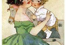 Vintage Illustrations / Vintage