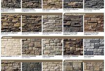 stone facades
