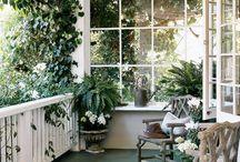 ~Porches~ / I Love Porches / by Cici Bianca