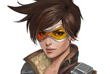 Tracer / Please support these talented artists~  ☆All photos contain sauce☆