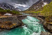 Campaign - Norwegian Landscape