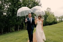 // Rainy Day Wedding