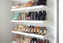 FIrst Home Closet Organization