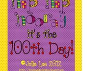 100th day / by Lindsay Lane