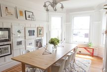 Dreamed house : dining room