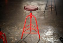 Indy Adjustable Stool