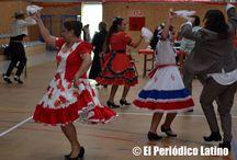 Celebración de las Fiestas Patrias de Chile en BCN 2015 / Como cada año los chilenos en Cataluña asistieron a la celebración de Fiesta Nacional, todos compartieron un momento agradable entre amigos y en familia. El evento fue organizado por la asociación Grupo Folcórico Pablo Neruda. #elPeriodicoLatino #latinotv #lesterburton #PeriodicoLatino #latinatv #ÚltimaHora #revistalatina #ellaslatina #vistazolatino