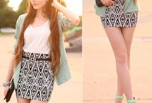 Outfits for a date / by Paula Sarmiento