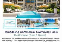Remodeling Commercial Swimming Pools: