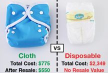 Cloth Diapering / by Amber Ballou