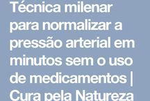 DICAS PARA HIPERTENSÃO