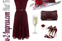 Racing Fashion Outfits / Outfits with Dresses and Hat Colour Combinations and Tips