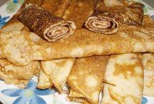 Finomságok (sütik, kenyerek)